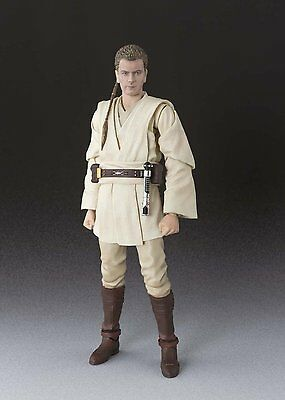 NEW BANDAI S.H.Figuarts Star Wars Obi-Wan Kenobi (Episode I) Japan Import F/S
