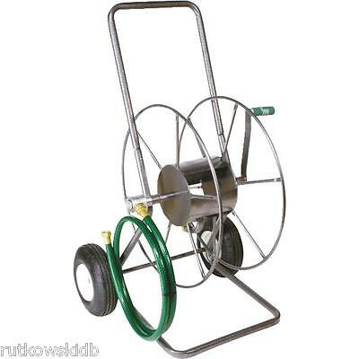 Yard Butler 2-Wheel Portable Hose Reel Holds up to 200-feet of 5/8-inch Hose