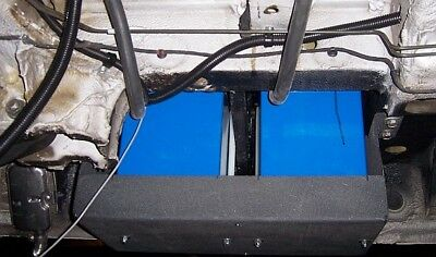 Under vehicle battery box for Sprinter NCV3 and VS30 2500 & 3500 170WB
