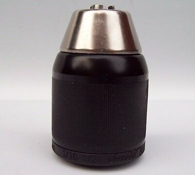 "1/2"" Jacobs Metal Keyless Drill Chuck 1/2-20 For Bosch Dewalt Makita Craftsman"