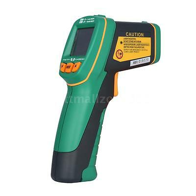 MASTECH MS6531B Non-Contact Digital IR Infrared Thermometer Laser Pyrometer O0CW