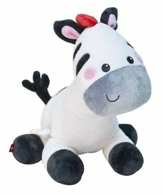 Zebra Waggy Musical Soft Toy - Fisher-Price
