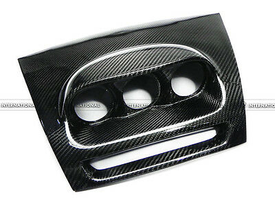 New Dash Mount Triple Gauge Pod 60mm (RHD) For Mazda RX8 RX-8 Carbon Fiber Craft