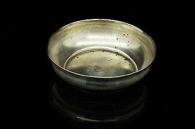 Antique Original Silver Ottoman Islamic Amazing Small Bath Bowl