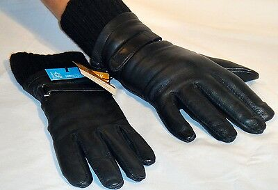 Conroy Genuine Deerskin Ladies Gloves - Mdm