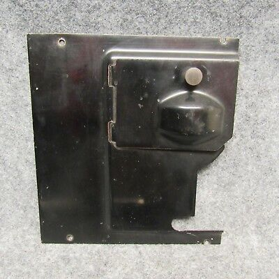 Remington Model 12 Standard Typewriter RH Side Cover Access Door Original