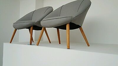 1960s cocktail chairs retro vintage