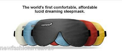 New Remee Maschera Per Sogni Inception Control Lucid Dreaming Sleepmask