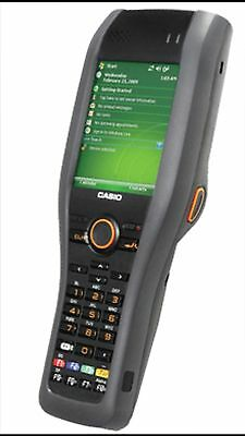 Casio DTX30GR-15C rugged PDA with Laser Barcode Scanner for Stocktaking