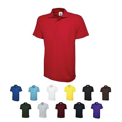 6913a0c7 UC103 Uneek Childrens Girls Boys Kids Childs School Polo Shirt PE Collared  Top