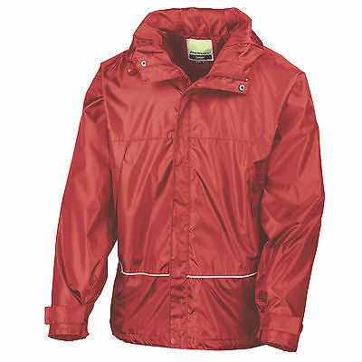 Result R155J Youth Childs Kids  Waterproof 2000 Pro-Coach Jacket