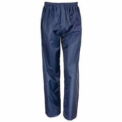 Result Childs Kids Childrens Waterproof Hiking Camping Over Trousers Ages 3-12