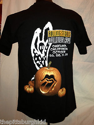 Rare New Rolling Stones 1994  Voo Doo Lounge Concert Tour T Shirt Xlarge Awesome