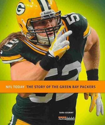 The Story of the Green Bay Packers by Sara Gilbert (English) Paperback Book Free