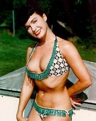 Bettie Page 01 (Playboy Pinup) Photo Print