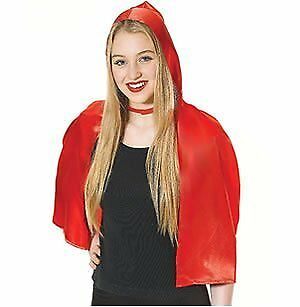Adults Cape: Red Riding Hood