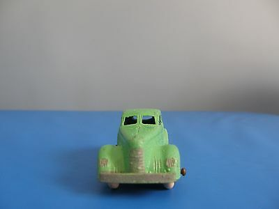 TootsieToy Tootsie Toy antique vintage Rare Metal Car Made in USA Rubber Wheels