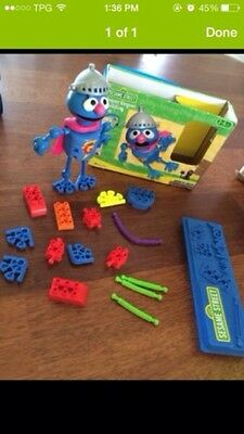 Sesame Street Building Blocks
