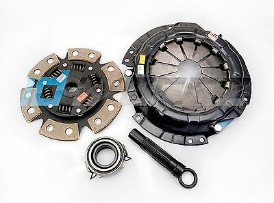 COMPETITION CLUTCH STAGE 4 RACING PADDLE CLUTCH FOR TOYOTA SUPRA 2.5i 2JZ-GE W58