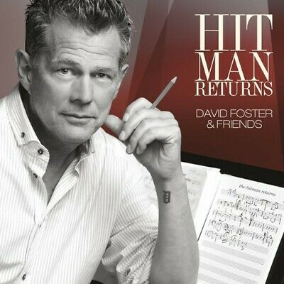 David Foster, David - Hit Man Returns: David Foster & Friends [New CD]