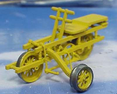 O/On3/On30 WISEMAN MODELS SERVICES SCHEFFIELD VELOCIPEDE KIT