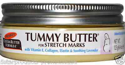 NEW Cocoa Butter Formula Tummy Butter for Stretch Marks Palmer's 4.4 oz 125 g