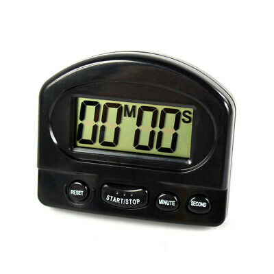 Chic Cooking Timer Digital Count Up Down Mini LCD Electronic Kitchen Alarm