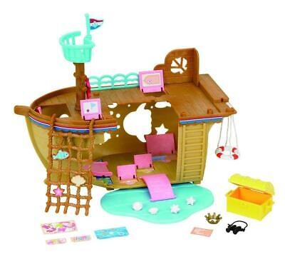 Adventure Treasure Ship - Sylvanian Families