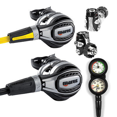 Mares Fusion 52x + Octopus Fusion + Console Pms 02UK