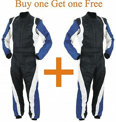 Go Kart Race Suit Buy one Get one free + Balaclava ( Free Gift )
