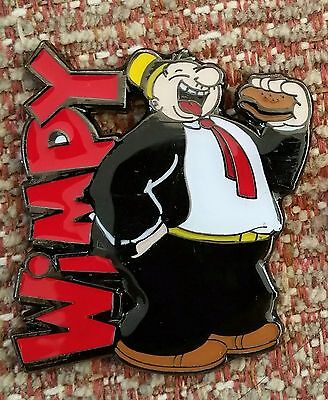 WIMPY Lapel Pin - POPEYE CHARACTER