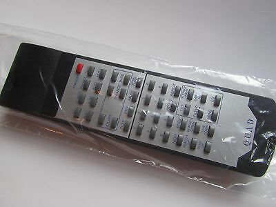 Remote QUAD 99 system PreAmp analogue pre amplifier Control hand Controller