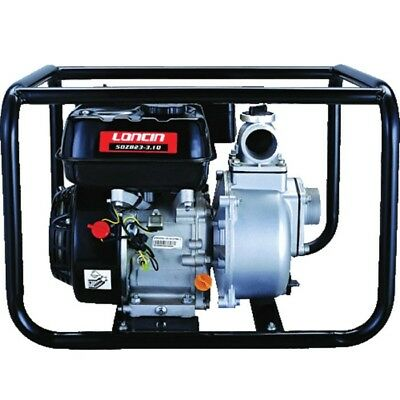 "Loncin 2"" (50mm) Petrol Driven Water Pump 