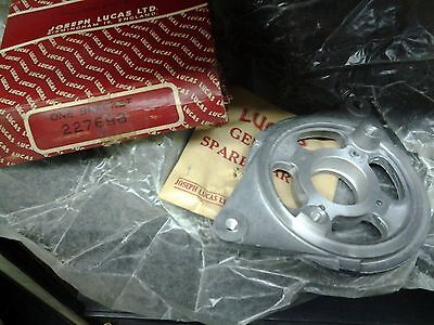NOS Genuine Lucas Starter Drive End Plate for 22265 Starters 227698