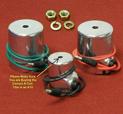 MEYER Snow Plow Coil SET: A12 15392; B9 15382; C9 15430; Brand New!