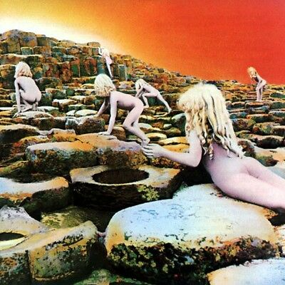 Led Zeppelin - Houses of the Holy [New Vinyl] Gatefold LP Jacket, 180 Gram, Rmst