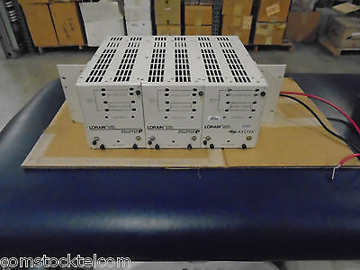 Lorain Model MZ60CAB with (6) MZ10F50 Rectifiers and Fan Assy 48VDC 60Amp Output