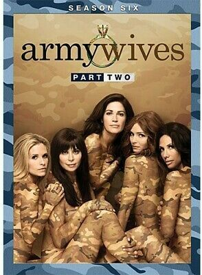 Army Wives - Army Wives: Season 6 Pt. 2 (2012, DVD NEW)