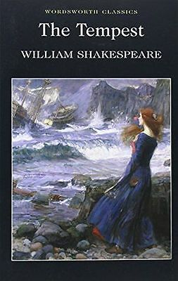 **NEW** - The Tempest Wordsworth Classics (Paperback) ISBN185326203X