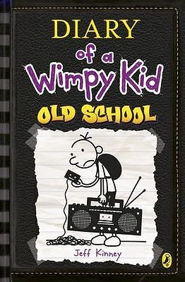 **NEW** - Old School Diary of a Wimpy Kid book 10 (Hardcover) ISBN0141364726