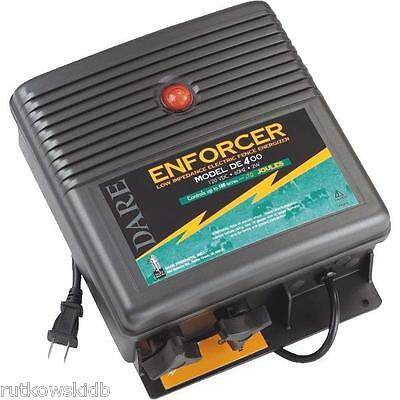 100-ACRE Dare Enforcer Electric Fence Charger Energizer