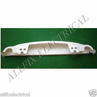 Used Whirlpool Fridge WBM39LW White Bottom Kick Panel - Part # 326017135SH