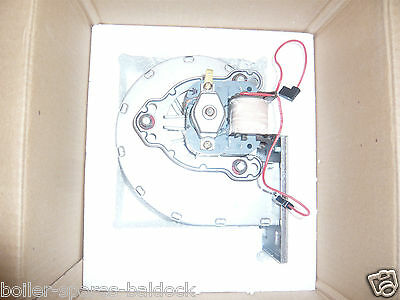 Potterton Boiler Spare Profile/Prima Fan Assembly Part Number 909000 With Gasket