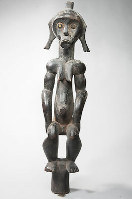 Fang, Reliquary Statue, Central Gabon, African Tribal Art, Sculpture