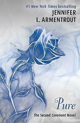 Pure (the Second Covenant Novel) by Jennifer L. Armentrout Paperback Book Free S
