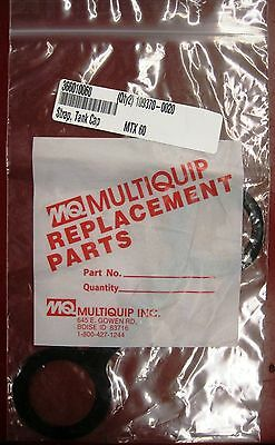 New Multiquip 366010060 Fuel Tank Cap Strap