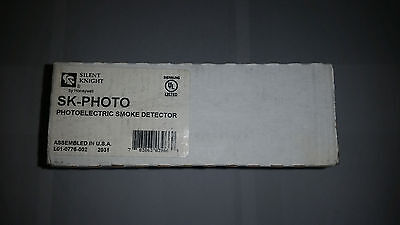 Sk-Photo Silent Knight Addressable Photo Electric Smoke Detector