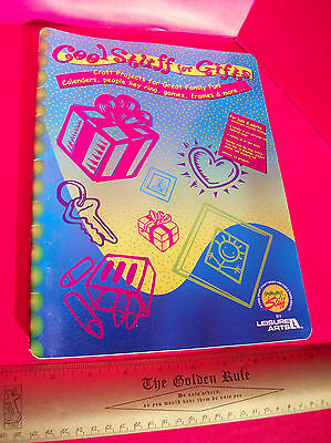 Craft Gift Activity Book Cool Stuff Family Projects Games Education Instruction