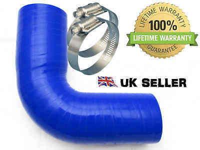 Ford Focus Mk2 1.6 1.8 Tdci & C-Max Intercooler Silicone Turbo Boost Hose Pipe