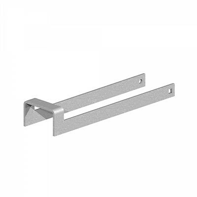 "Throwover Loop for 3"" Gates - Galvanised Throw Over - Field Gate - 14"" 0603501"